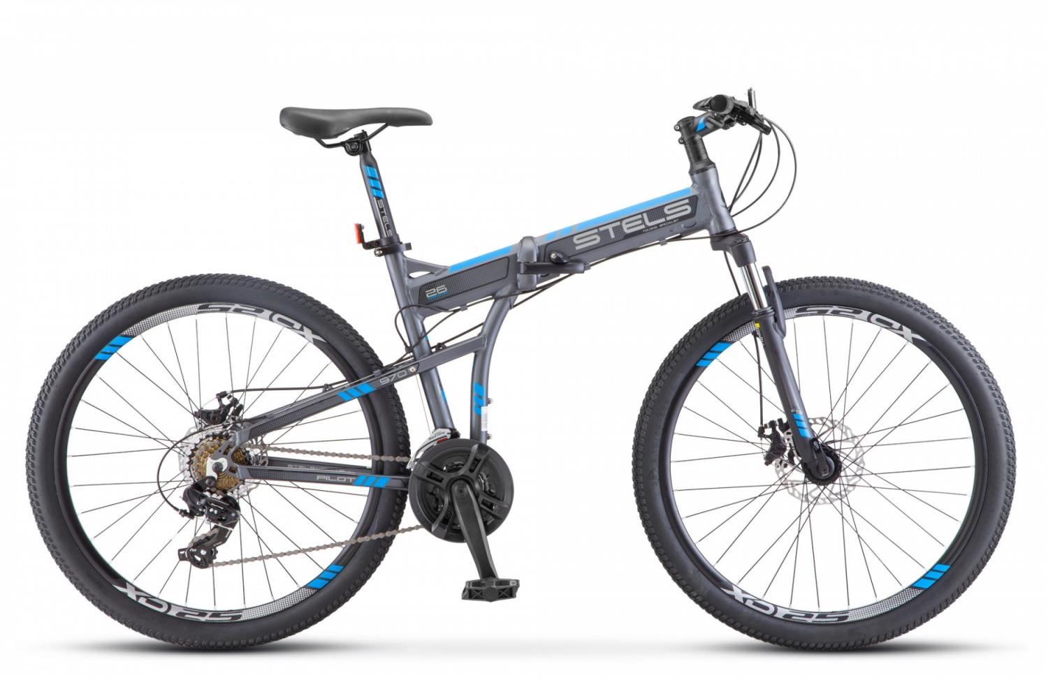 stels pilot 970 md 26 модель 2018 года в разложенном виде изображение сайта www.TopBicycle.ru