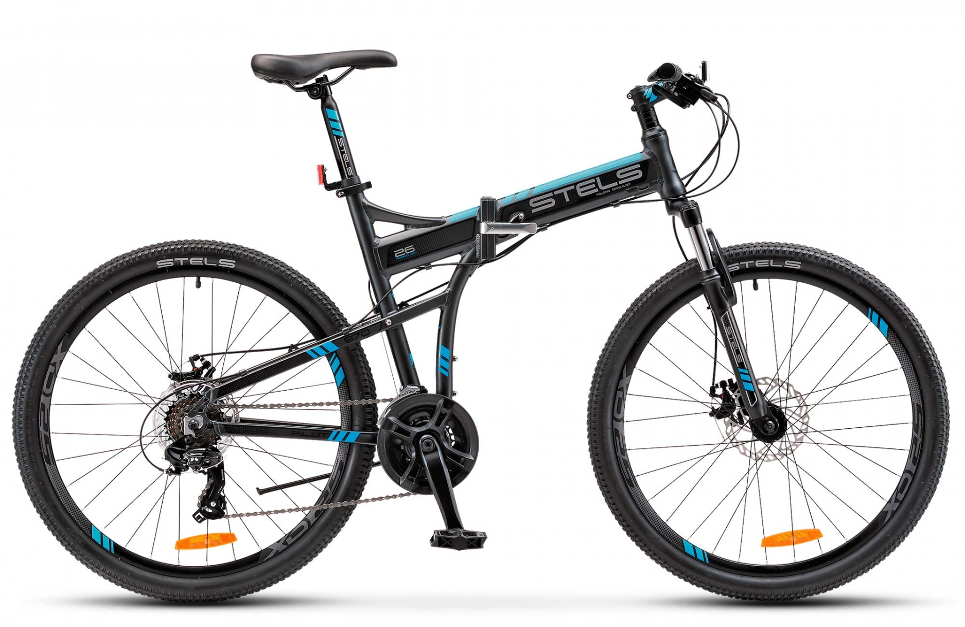 stels pilot 970 md 26 модель 2017 года в разобранном виде изображение с сайта www.TopBicycle.ru