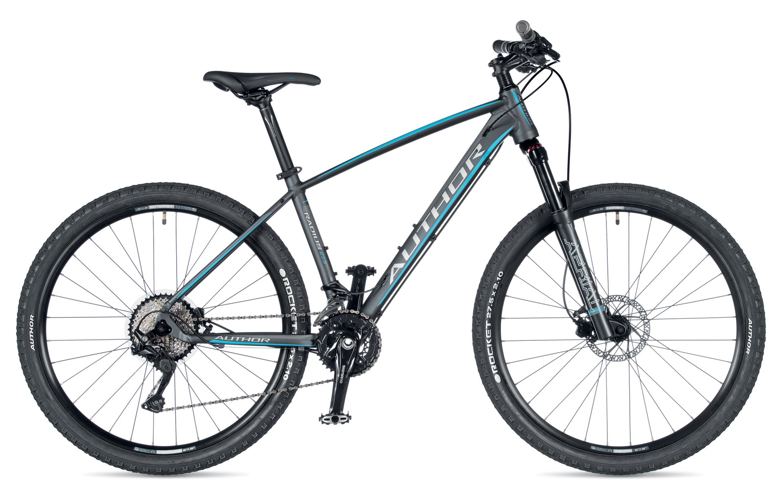 Велосипед AUTHOR RADIUS 2019