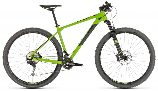 Велосипед Cube Reaction SL 29 (2019)