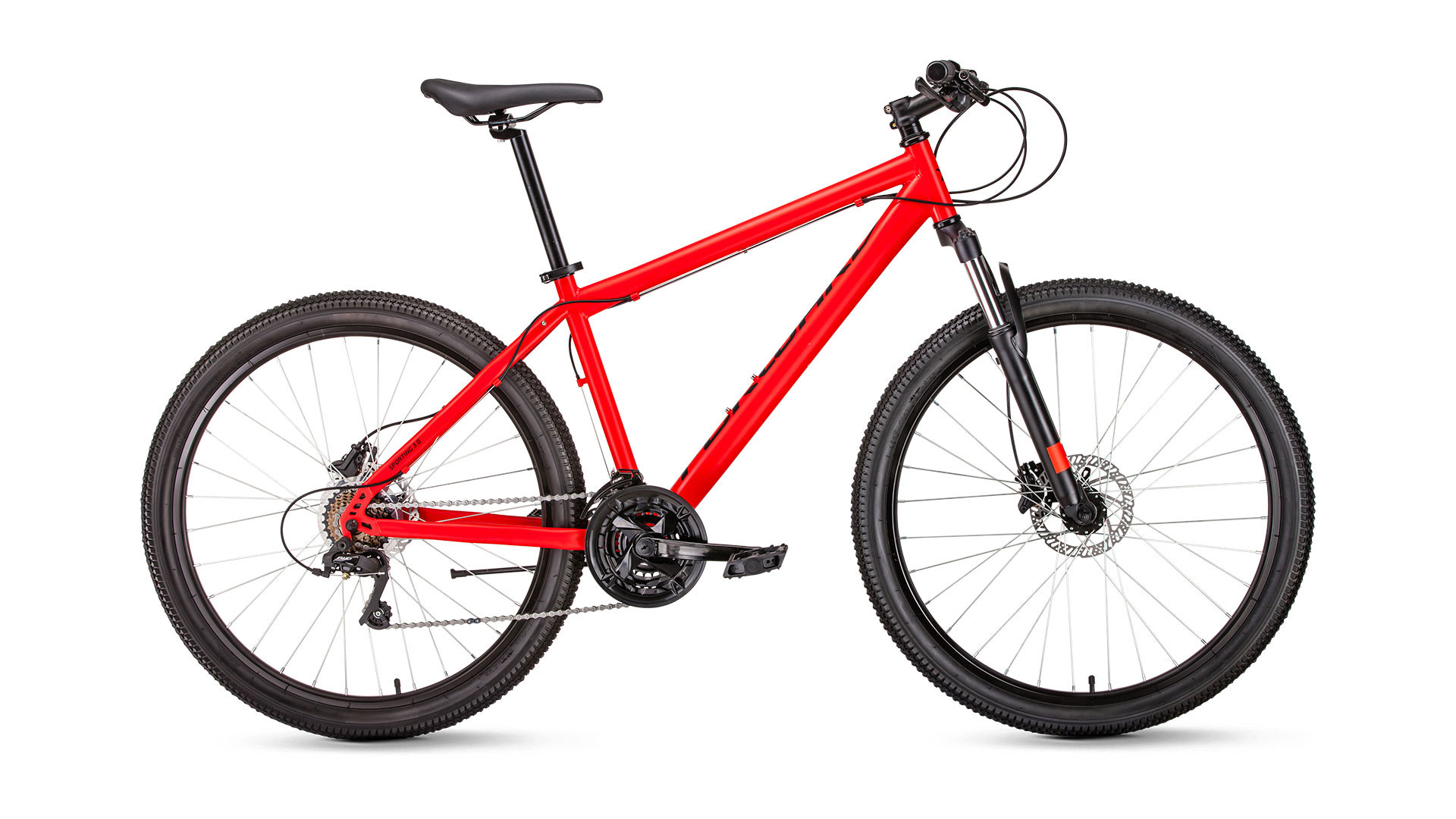 велосипед Forward SPORTING 27,5 3.0 disc (2019)