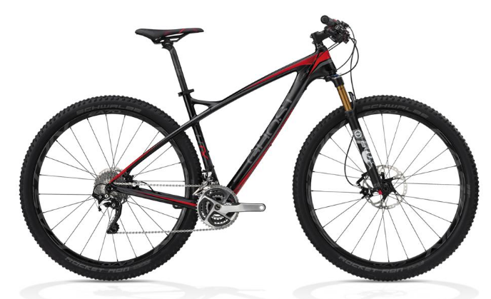 Велосипед MTB GHOST HTX Lector 2990, 2013