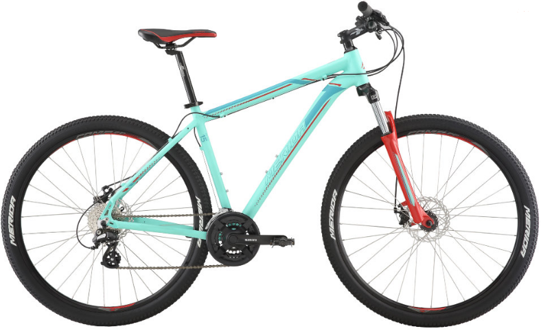 Велосипед горный Merida Big.Nine 15-MD, 2019