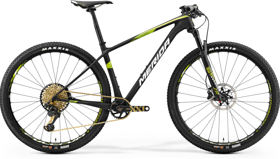 Велосипед горный Merida Big.Nine Team, 2019