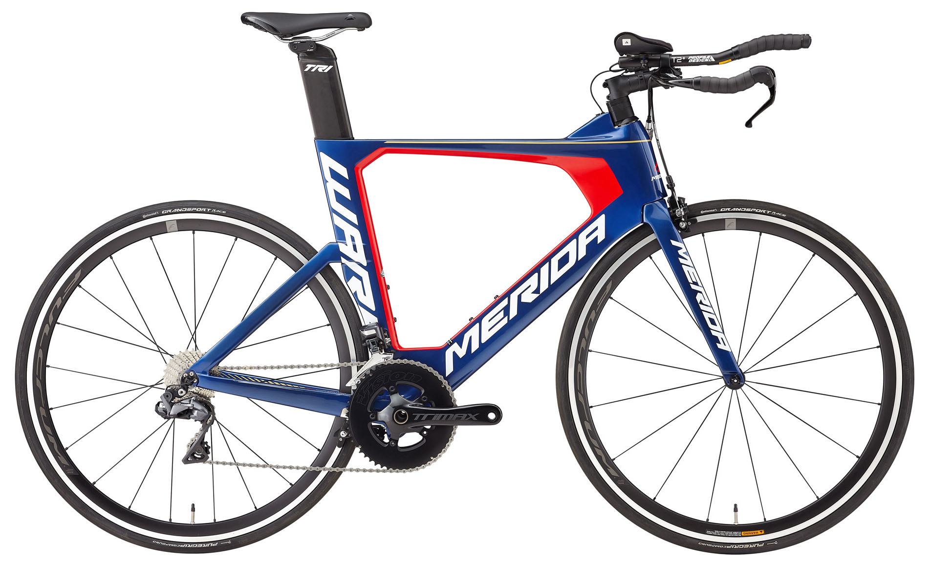 велосипед Merida Warp Limited (2019)